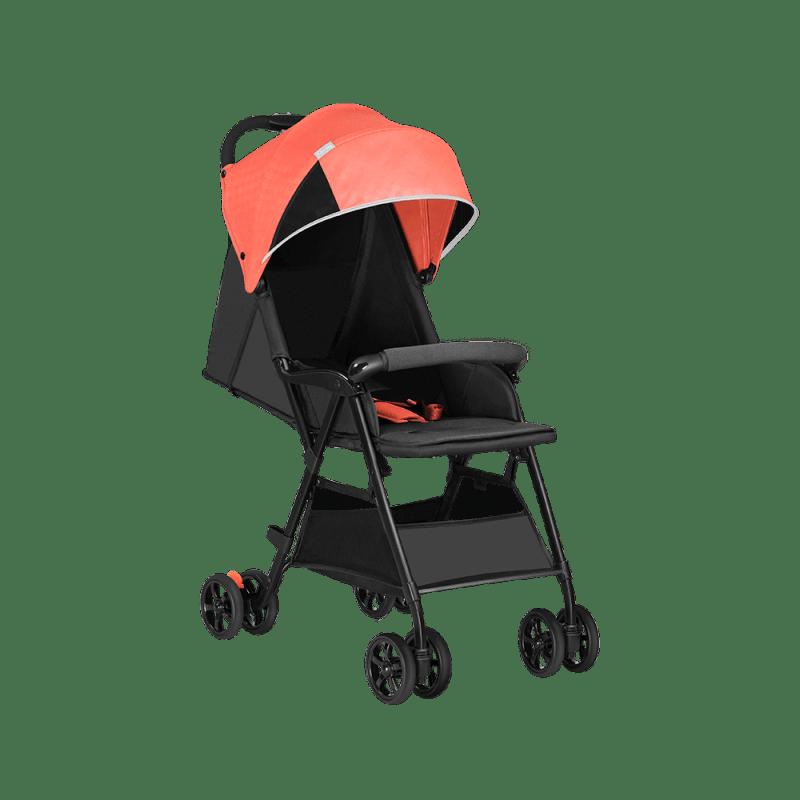 Детская коляска Xiaomi MIBABE Qborn Easy Folding