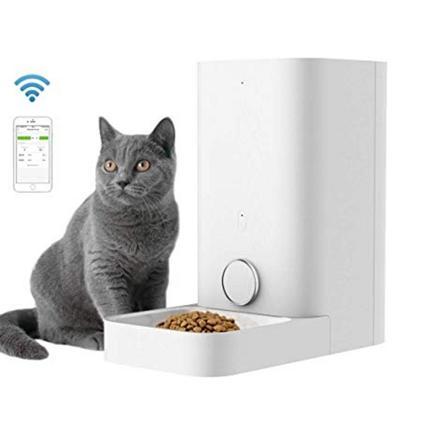 Умная кормушка для животных Xiaomi Petkit Mini Pace Intelligent Feeders