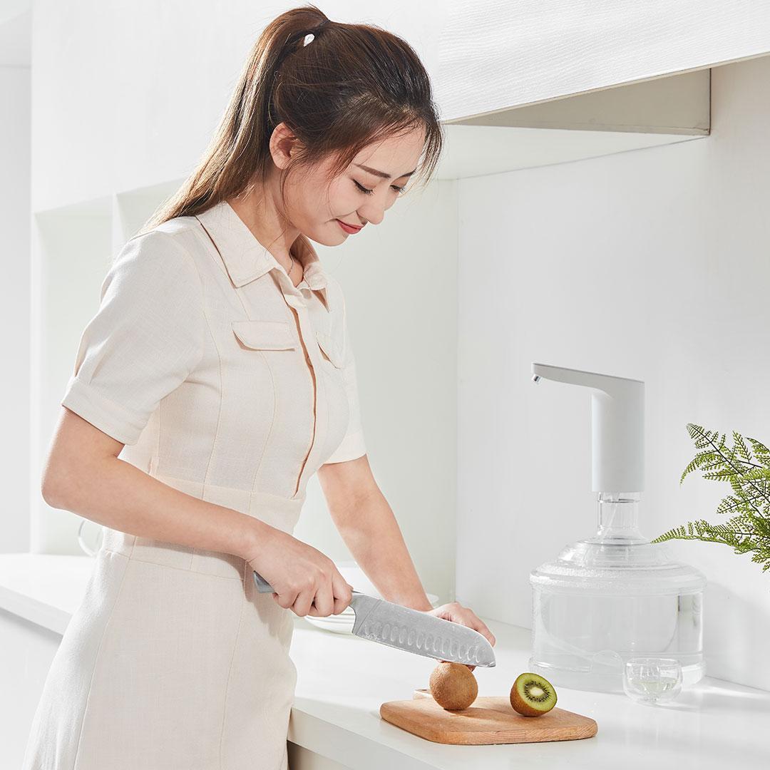 Автоматическая помпа с датчиком качества воды Xiaomi TDS Household Automatic Water Pump