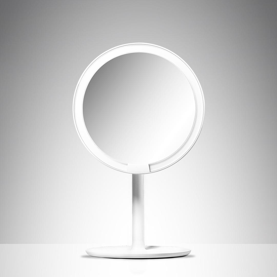 Зеркало для макияжа Xiaomi Amiro Lux High Color