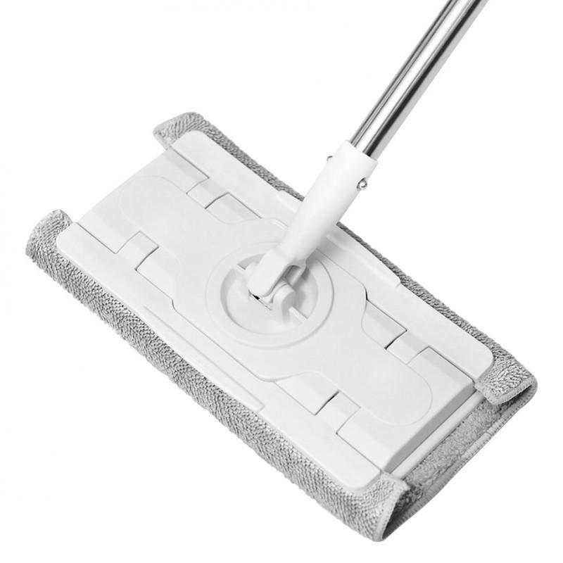 Швабра Xiaomi Jiezhi Stylish Stainless Steel Flat Mop