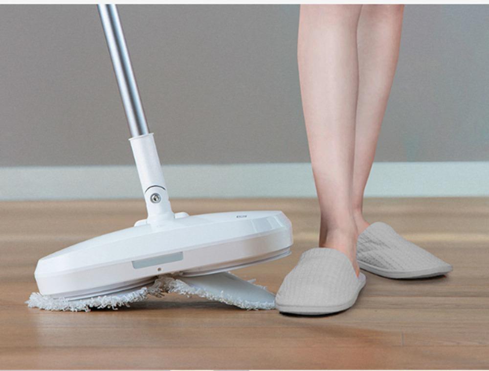 Беспроводная швабра Dreame Cordless Spray Spin Mop