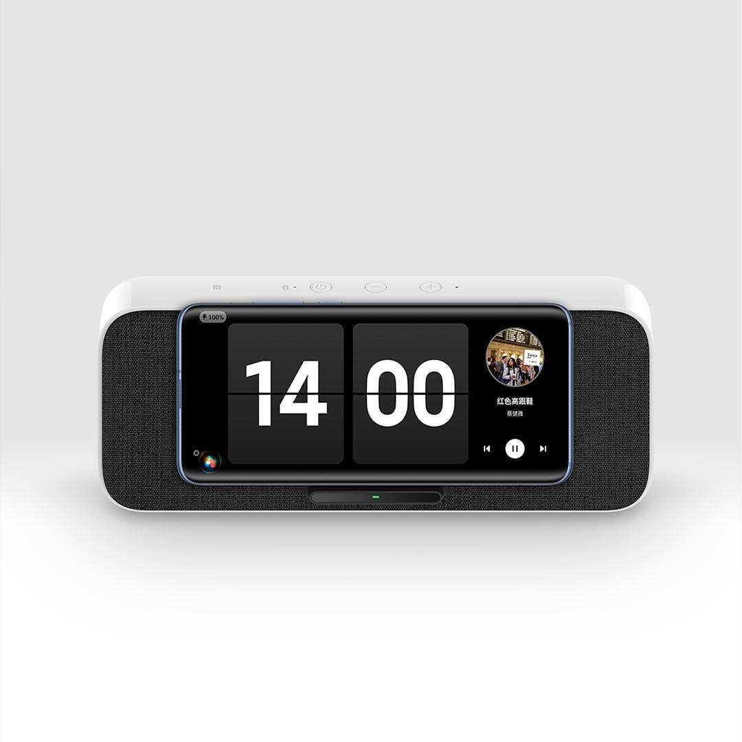 Колонка с функцией беспроводной зарядки Xiaomi Wireless Charge Bluetooth Speaker