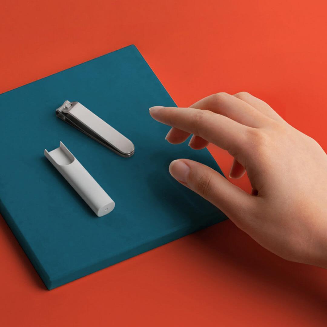 Кусачки для ногтей Xiaomi Mijia Clipper Toenail