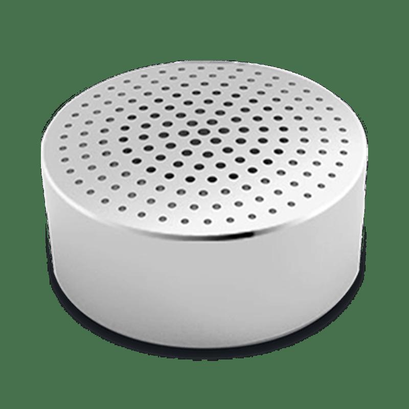 Колонка Mi Portable Round Box Silver
