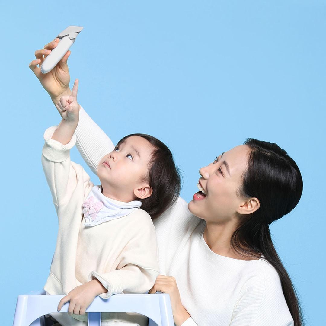 Машинка для стрижки Xiaomi MITU Baby Hair Trimmer