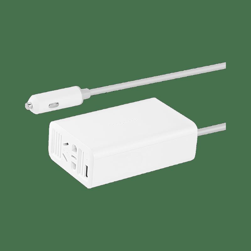 Автомобильный инвертор Xiaomi MIJIA Car Inverter 12V to 220V