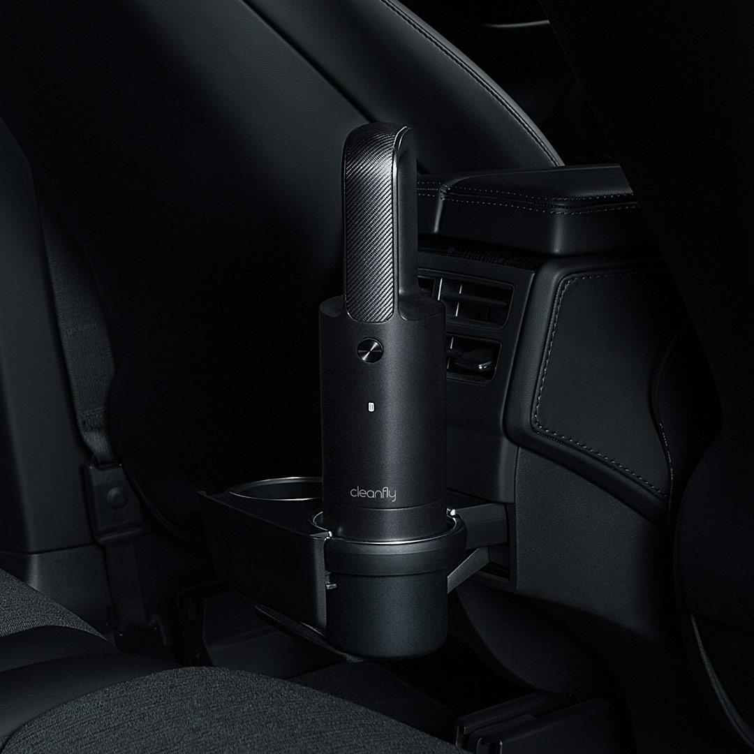 Автомобильный пылесос CleanFly Portable