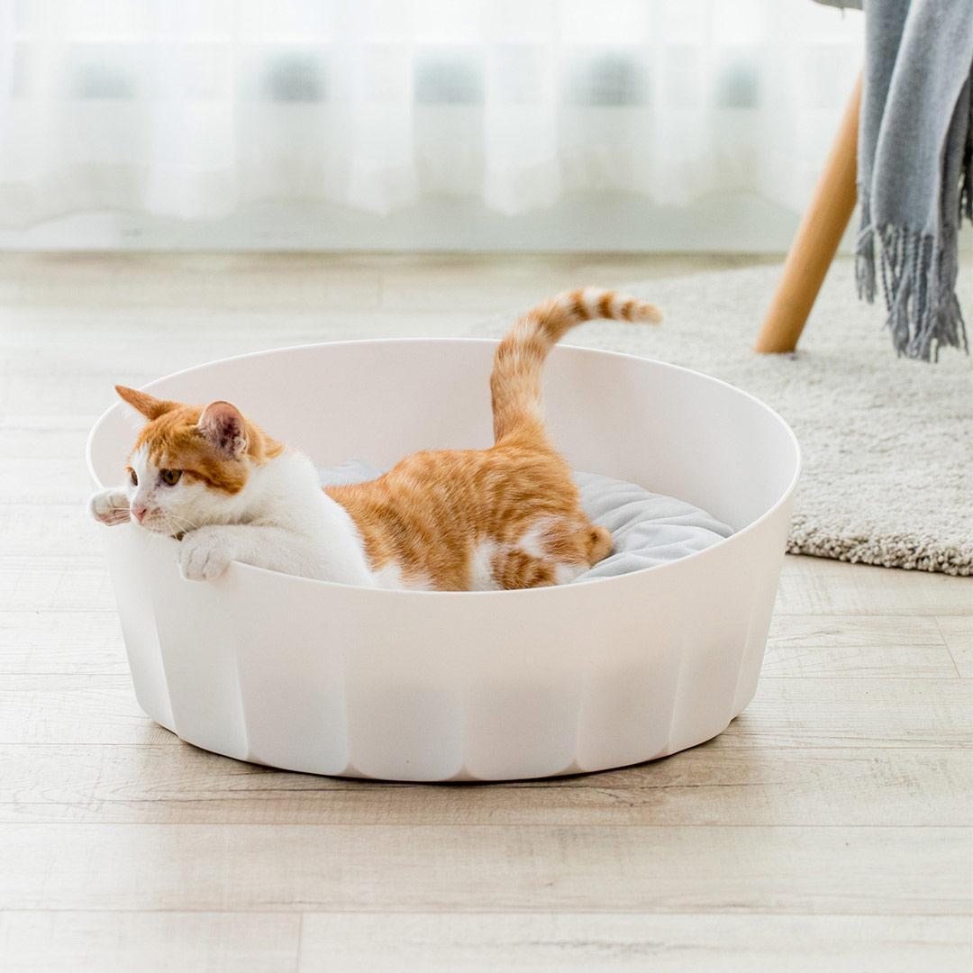 Лежанка для домашних животных Xiaomi Jordan Judy Round Pet Nest