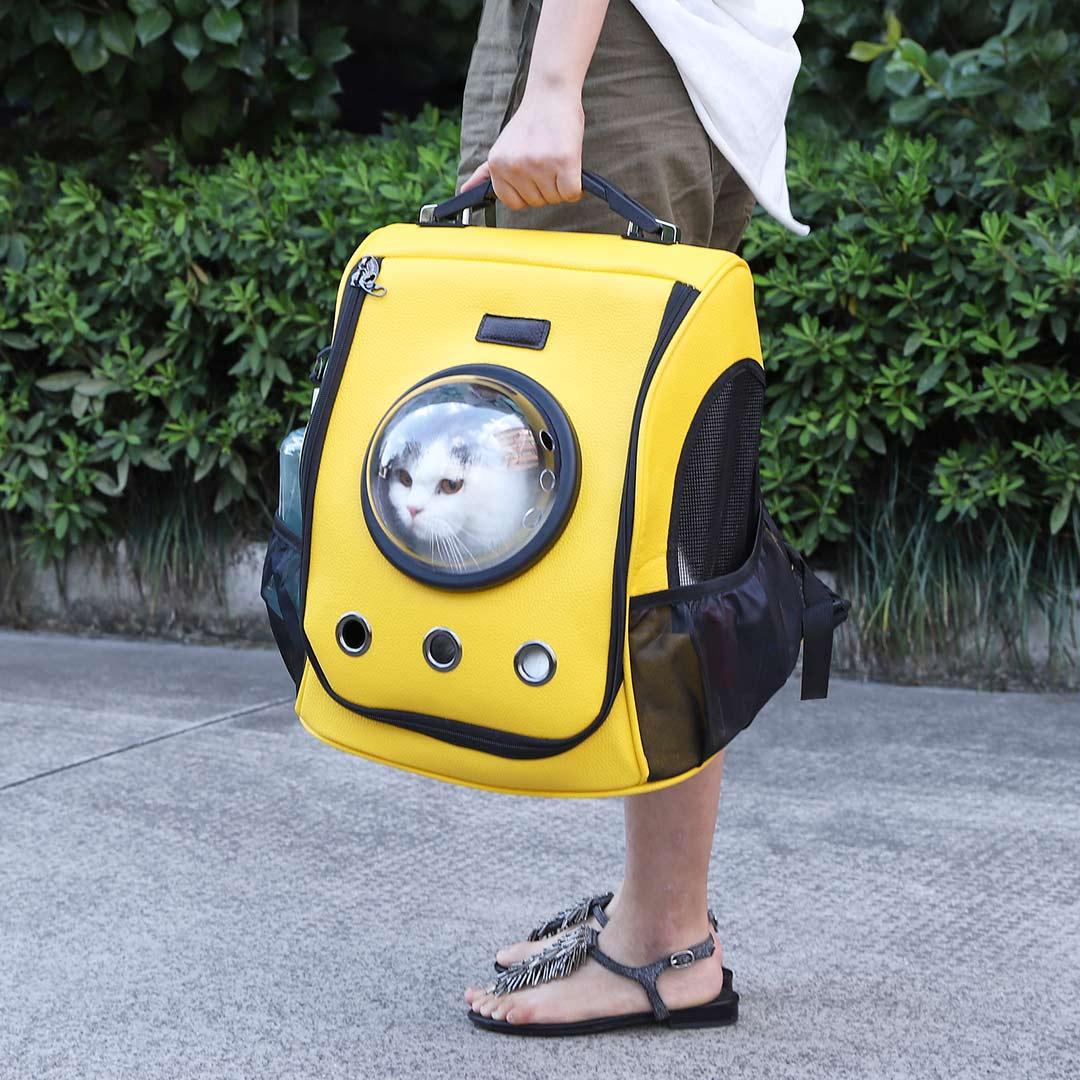 Рюкзак-переноска для животных Xiaomi Little Beast Star Pet Bag