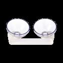 Миска для домашних животных Xiaomi Jordan Judy Pet Double Food Bowl