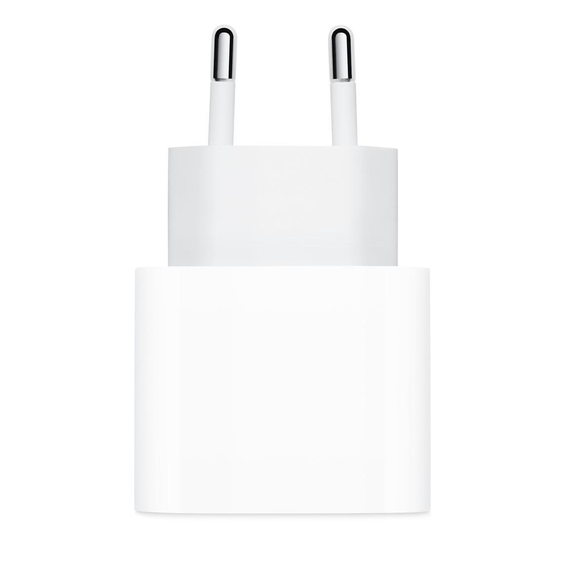 Блок питания Iphone 20W USB-C Оригинал