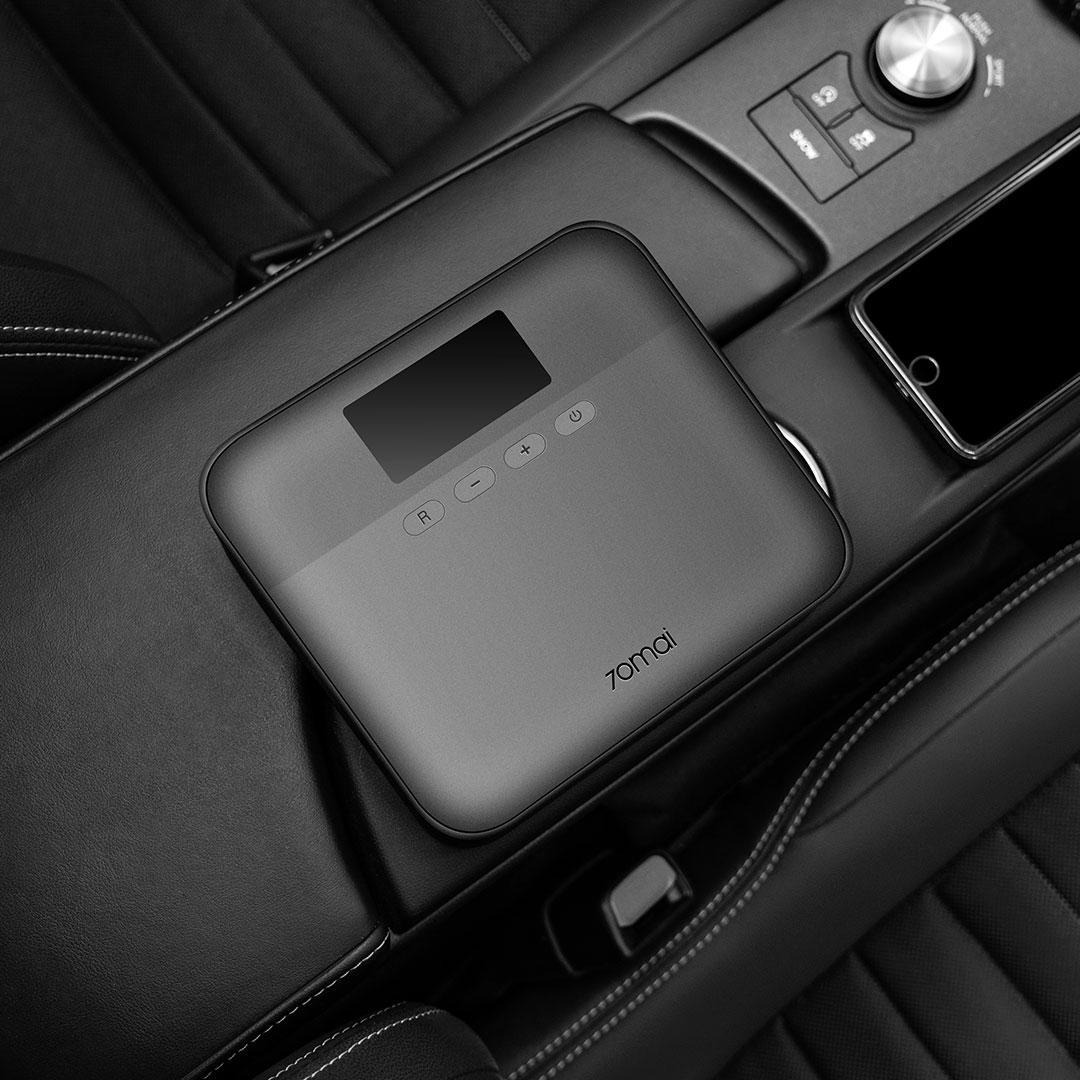 Беспроводной автомобильный компрессор Xiaomi 70 mai Lite