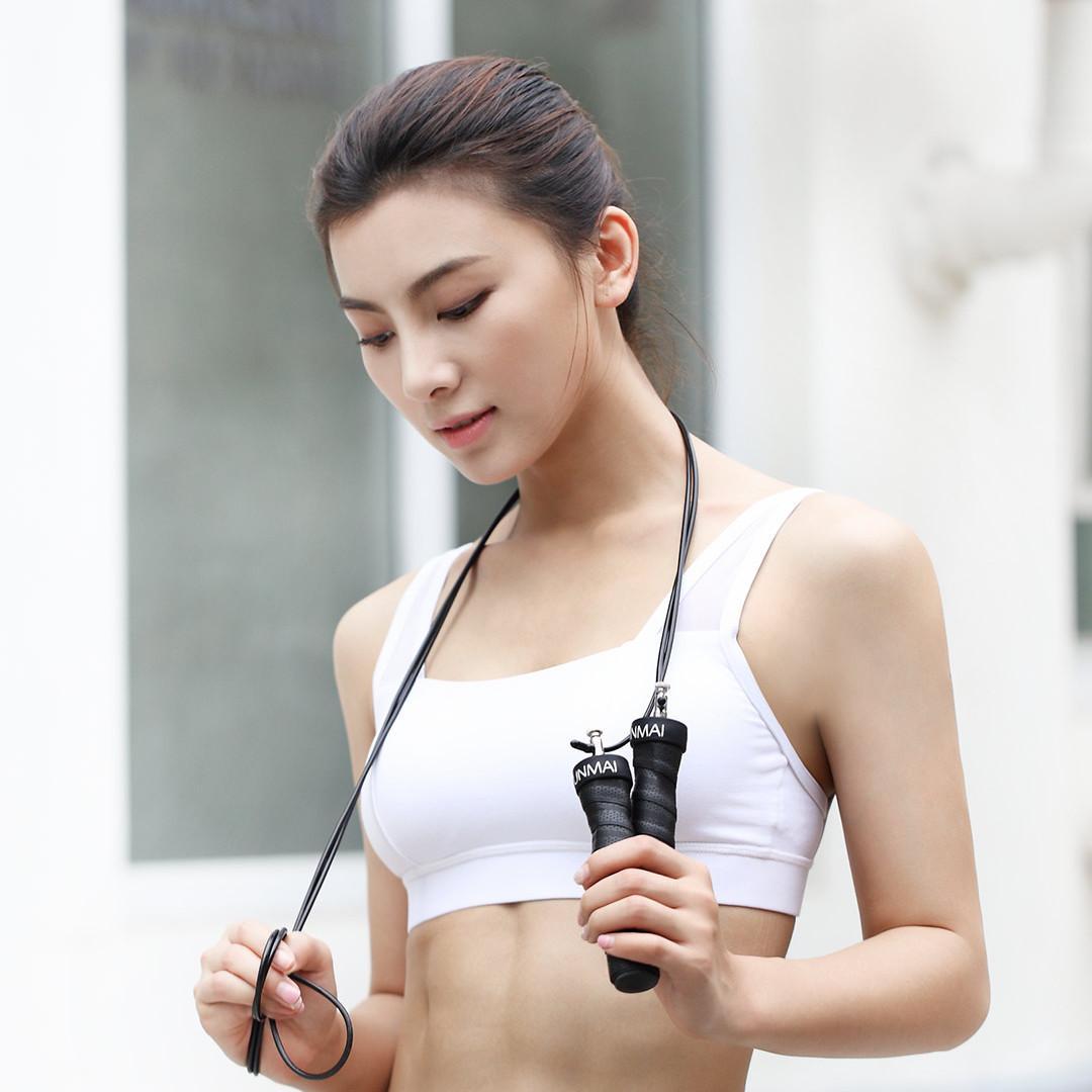 Скакалка Xiaomi Yunmai sports(с утяжелителем)