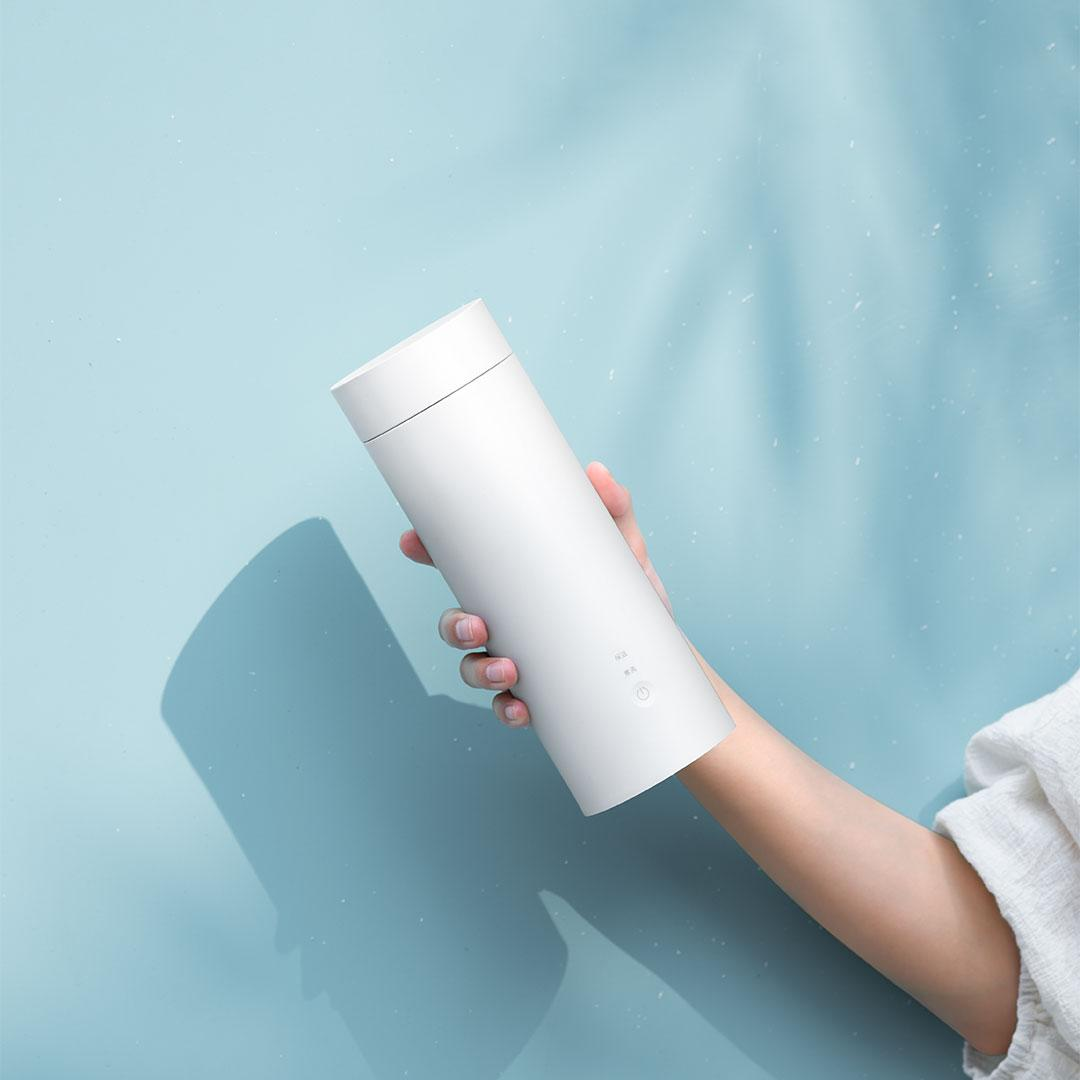 Электрический термос с подогревом Xiaomi Yunmi Travel Electric Cup