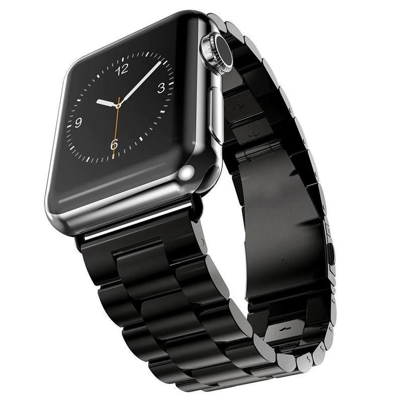 Ремешок на Apple watch 42-44 мм (металлические)