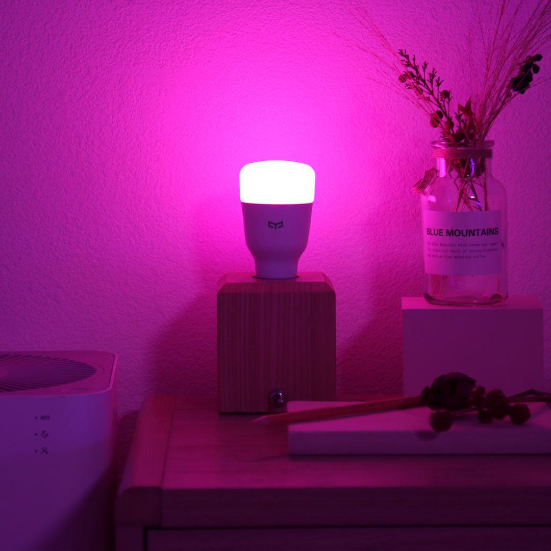 Лампочка Xiaomi Yeelight Smart Led Bulb 1S YLDP13YL