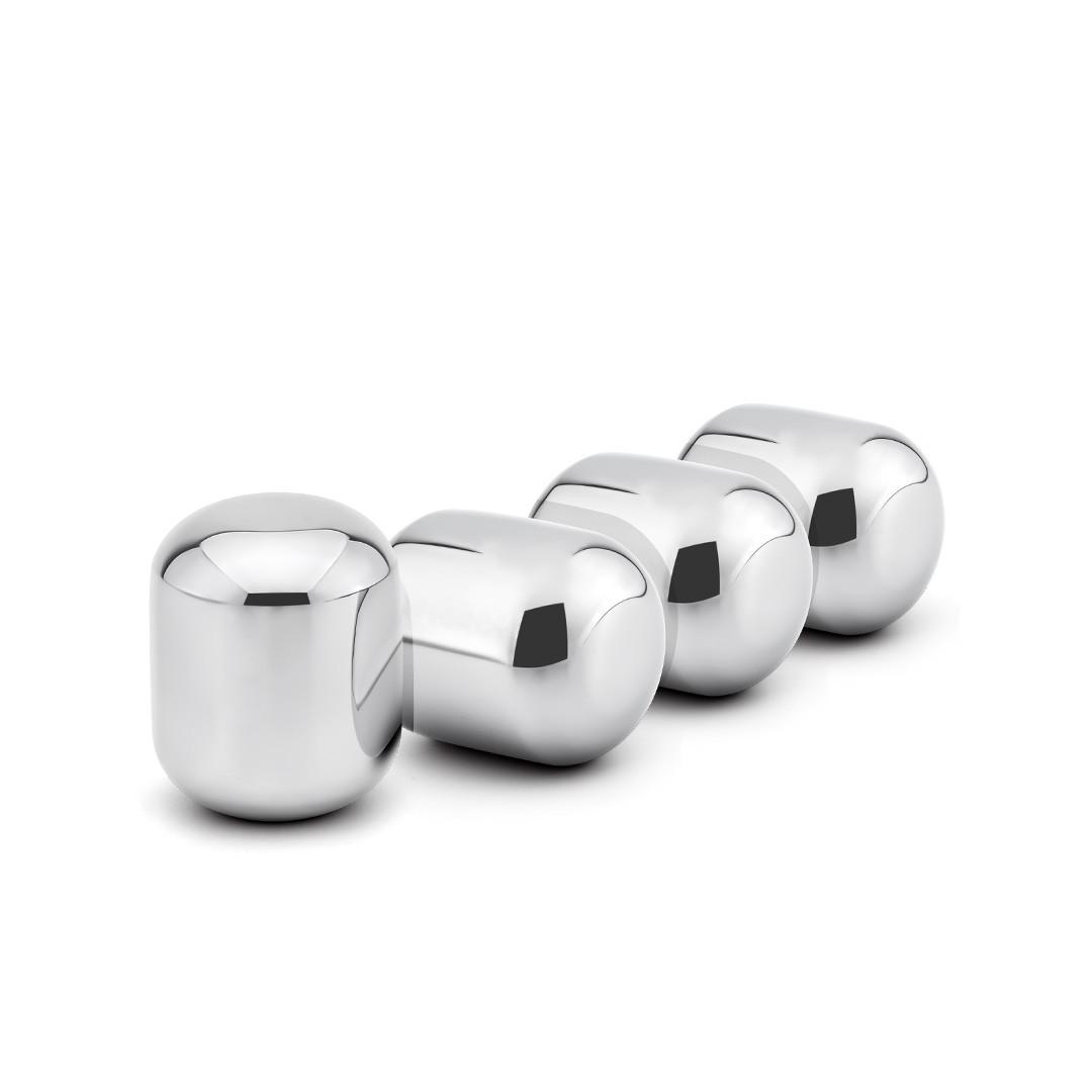 Охлаждающие кубики для напитков Xiaomi Circle Joy Ice Cubes (4 шт.)