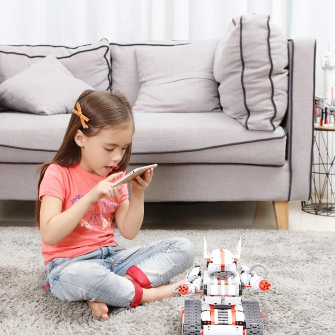Робот-конструктор Xiaomi Bunny Robot Tank