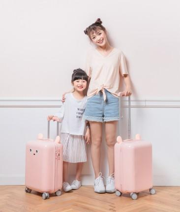 Детский чемодан Xiaomi Little Ear Trolley Case