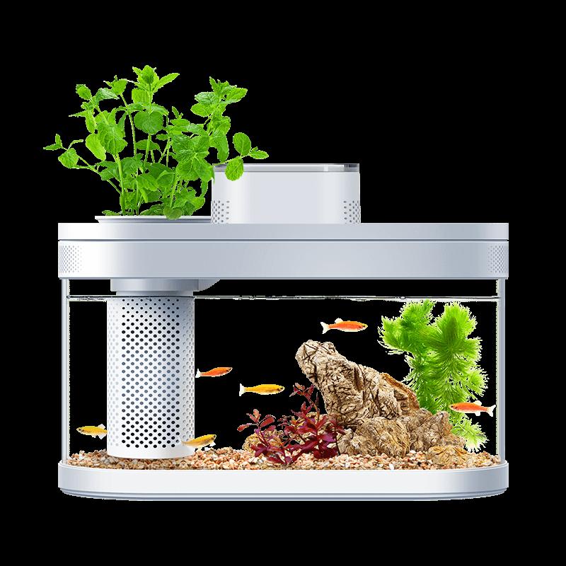 Акваферма Descriptive Geometry C180 Smart Fish Tank Pro