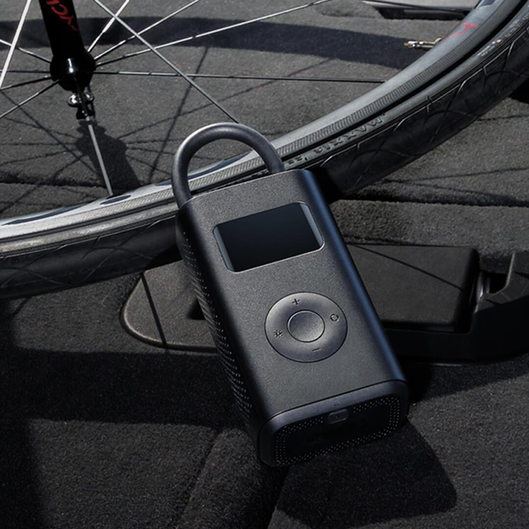Умный насос Xiaomi Mi Portable Electric Air Compressor
