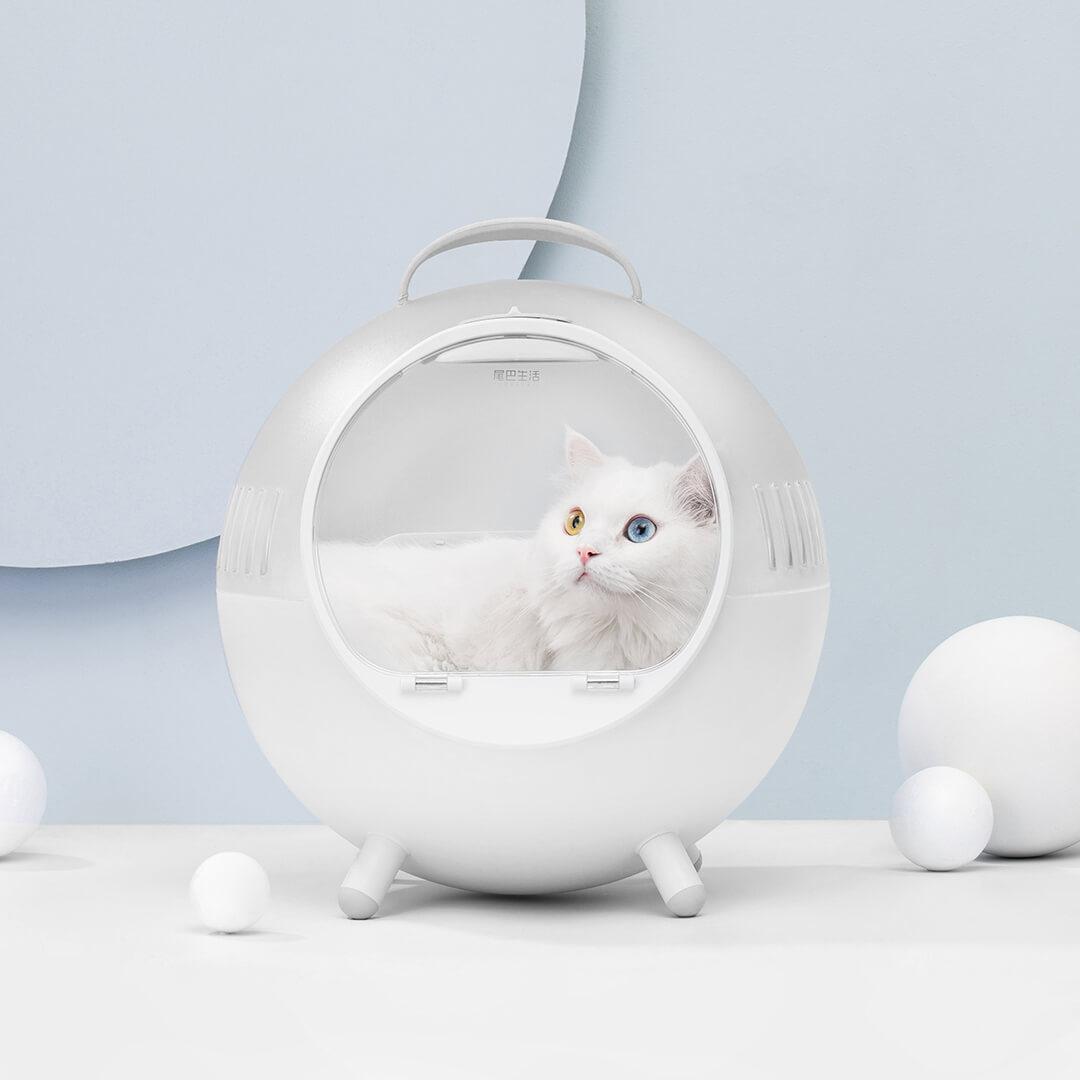 Переноска для кошек Xiaomi Furrytail Cats Moving Castle