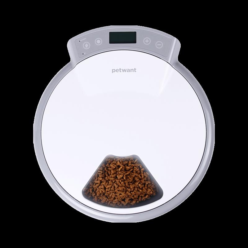 Автоматическая кормушка для животных Petwant Food Feeder
