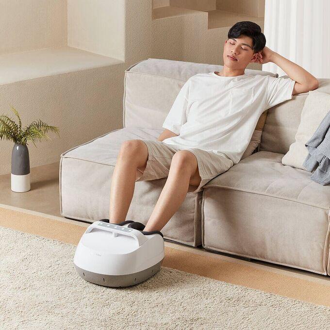 Массажер для ног Leravan Foot Kneading Massage Machine