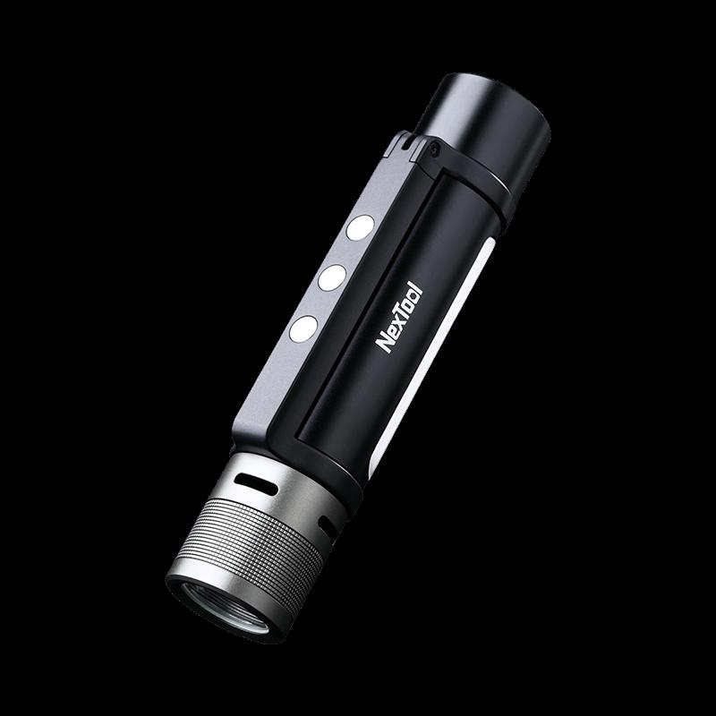 Многофункциональный фонарик NexTool Thunder Flashlight Portable 6 in 1