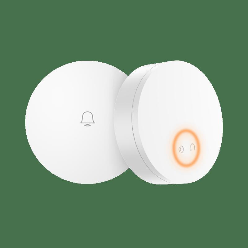 Дверной звонок Mijia&Linptech Wireless Doorbell (Wi-Fi Version)