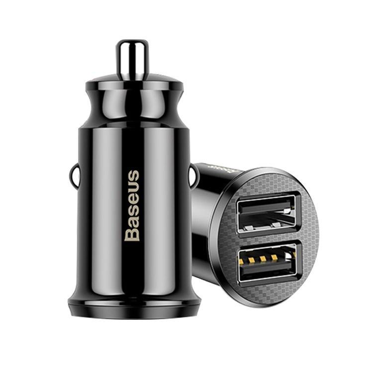 Автомобильное зарядное устройство Baseus Grain Car Charger