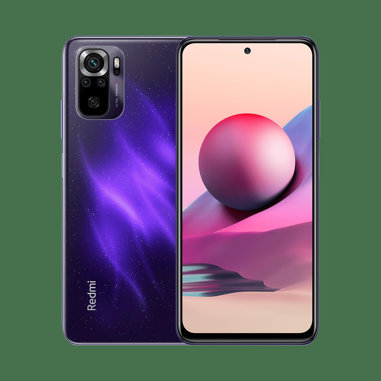 Смартфон Redmi Note 10S