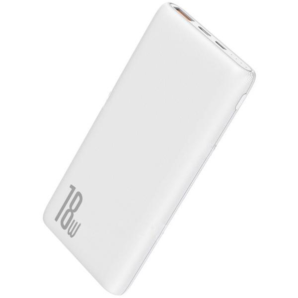 Внешний аккумулятор Baseus 10000mAh 18W Quick Charge